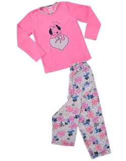 Пижама детская флис - фото 4490