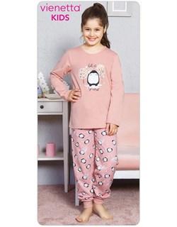 Пижама детская байка - фото 4491