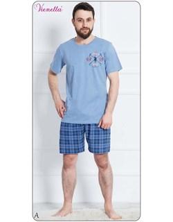 Комплект футболка шорты - фото 4664