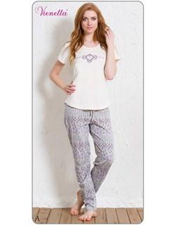 Комплект футболка брюки - фото 4730