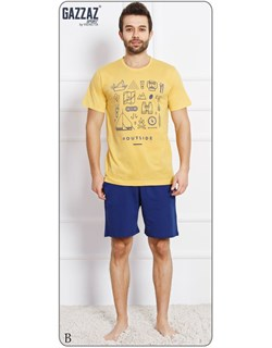 Комплект футболка шорты - фото 4769