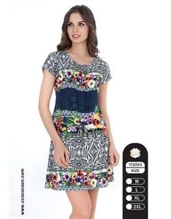 Платье - фото 4787