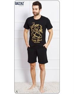 Комплект футболка шорты - фото 4845