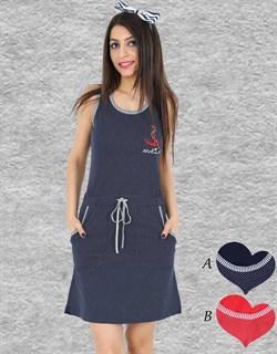 Платье Marine - фото 4919