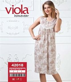 Ночная сорочка viola - фото 4926