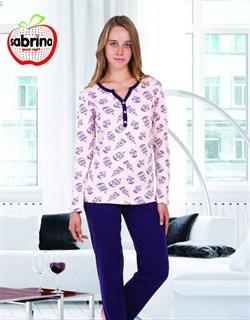 Пижама байка - фото 4927