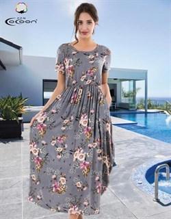 Платье - фото 4936