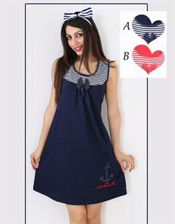 Платье Marine - фото 4947