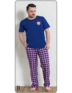 Комплект футболка брюки - фото 4961