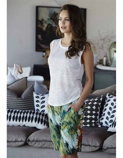 Комплект шорты майка - фото 4980