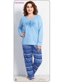 Пижама байка - фото 4996