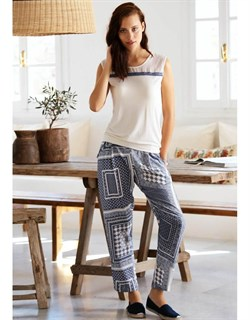 Комплект майка брюки - фото 5134