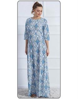 Платье длинное - фото 5160