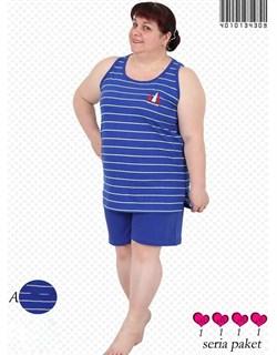 Комплект майка шорты - фото 5199
