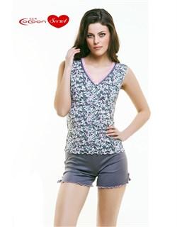 Комплект майка шорты Б - фото 5260