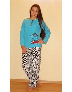 Пижама флис - фото 5297