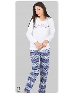 Пижама флис - фото 5314