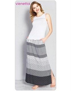 Комплект майка юбка - фото 5400