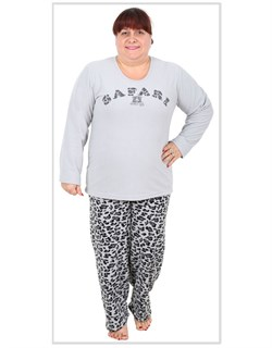 Пижама флис - фото 5446