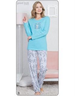 Пижама байка - фото 5477