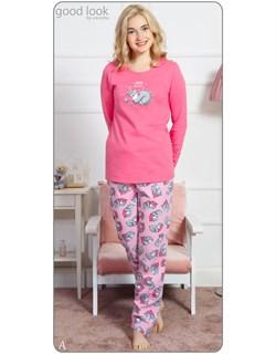 Пижама байка - фото 5526