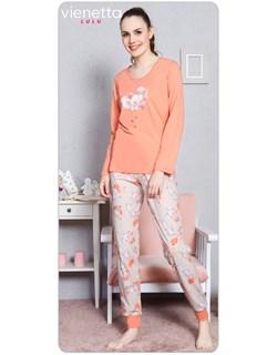 Пижама LULU - фото 5684