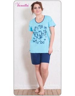 Комплект футболка шорты - фото 5720