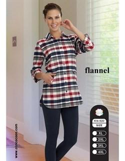 Комплект рубаха леггинсы - фото 5750