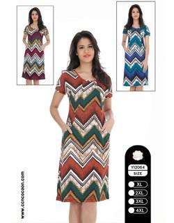 Платье - фото 5907