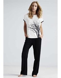 Комплект футболка брюки  - фото 5993