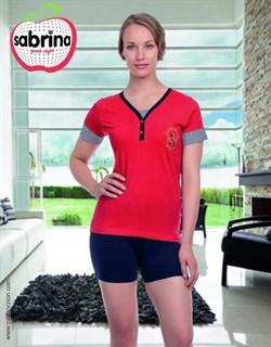 Комплект футболка шорты  - фото 6011