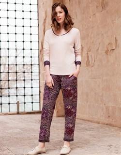 Комплект туника брюки - фото 6112