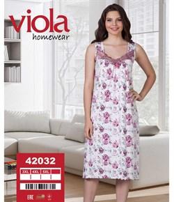 Ночная сорочка viola - фото 6271