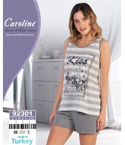Комплект майка шорты - фото 6295