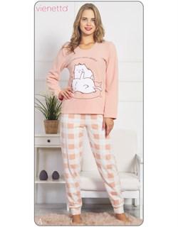 Пижама флис - фото 6308