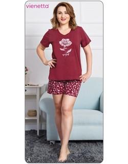 Комплект футболка шорты - фото 6310