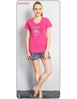 Комплект футболка шорты - фото 6314