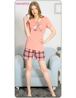Комплект футболка шорты - фото 6316
