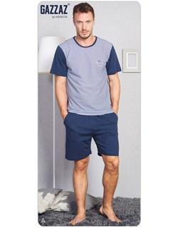 Комплект футболка шорты - фото 6342