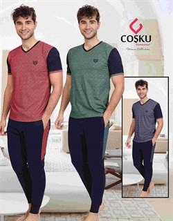 Комплект футболка брюки - фото 6351
