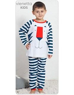 Пижама детская интерлок - фото 6391