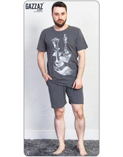 Комплект футболка шорты - фото 6393