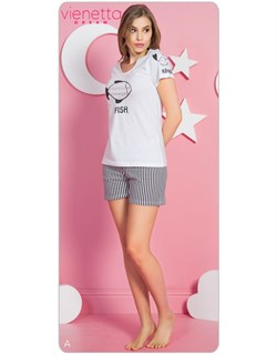 Комплект футболка шорты DREAM - фото 6474
