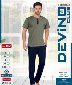 Комплект футболка брюки - фото 6594
