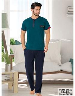 Комплект футболка брюки - фото 6602