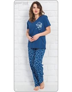 Комплект футболка брюки - фото 6927