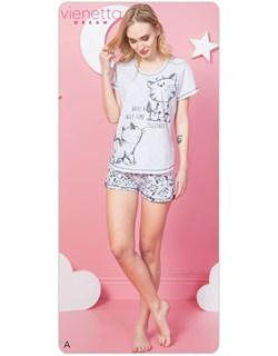 Комплект футболка шорты DREAM - фото 6942