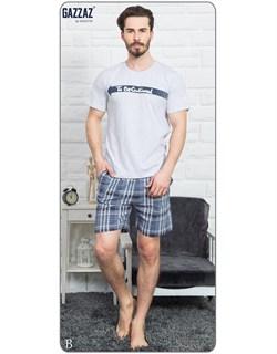 Комплект футболка шорты - фото 7045