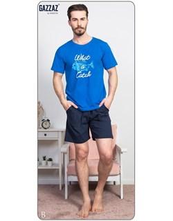 Комплект футболка шорты - фото 7052