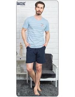 Комплект футболка шорты - фото 7056